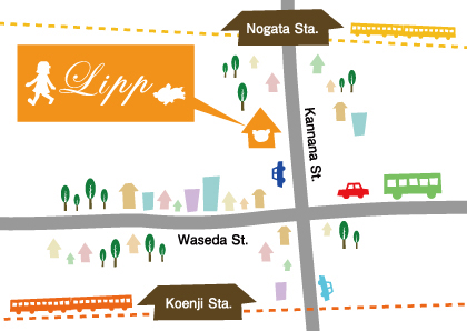 LIPP地図